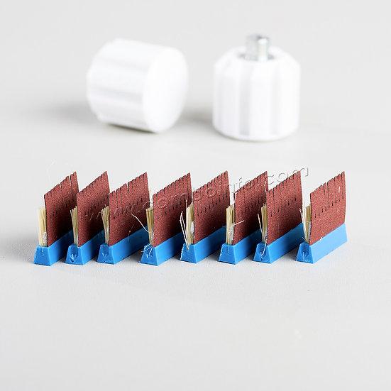 Набор шлифовальных щеток для Комбо флекс Цилиндр