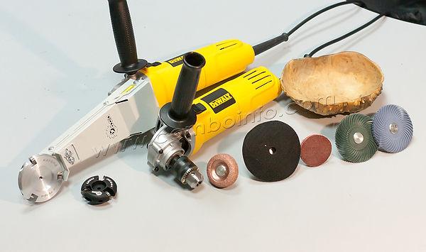 инструмент резьба по дереву выборка в капе