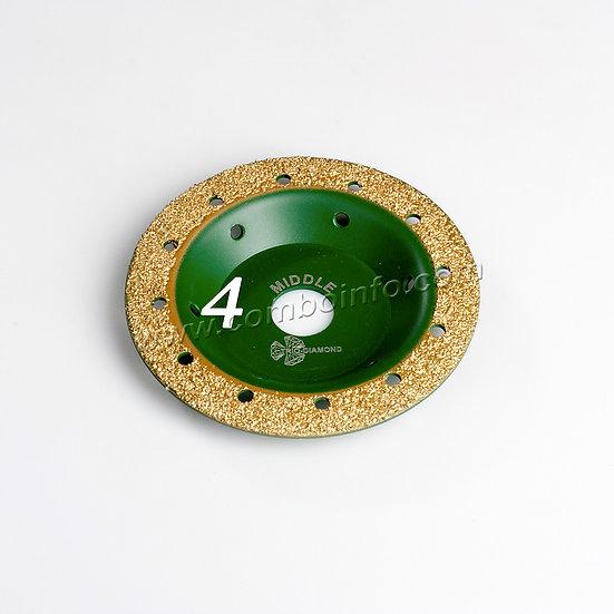 Обработка дерева, пластика, кирпича, газосиликата купить абразивный диск на болгарку