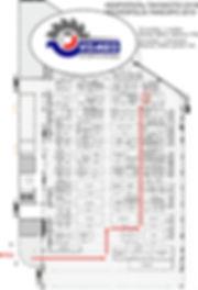 Выставка Некрополь 2019 план павильона 74А