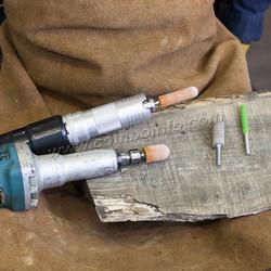 Прямая бормашина для скульптурной резки