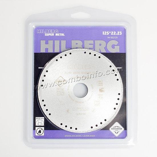 Купить Отрезной алмазный диск по металлу Hilberg Correct Cut