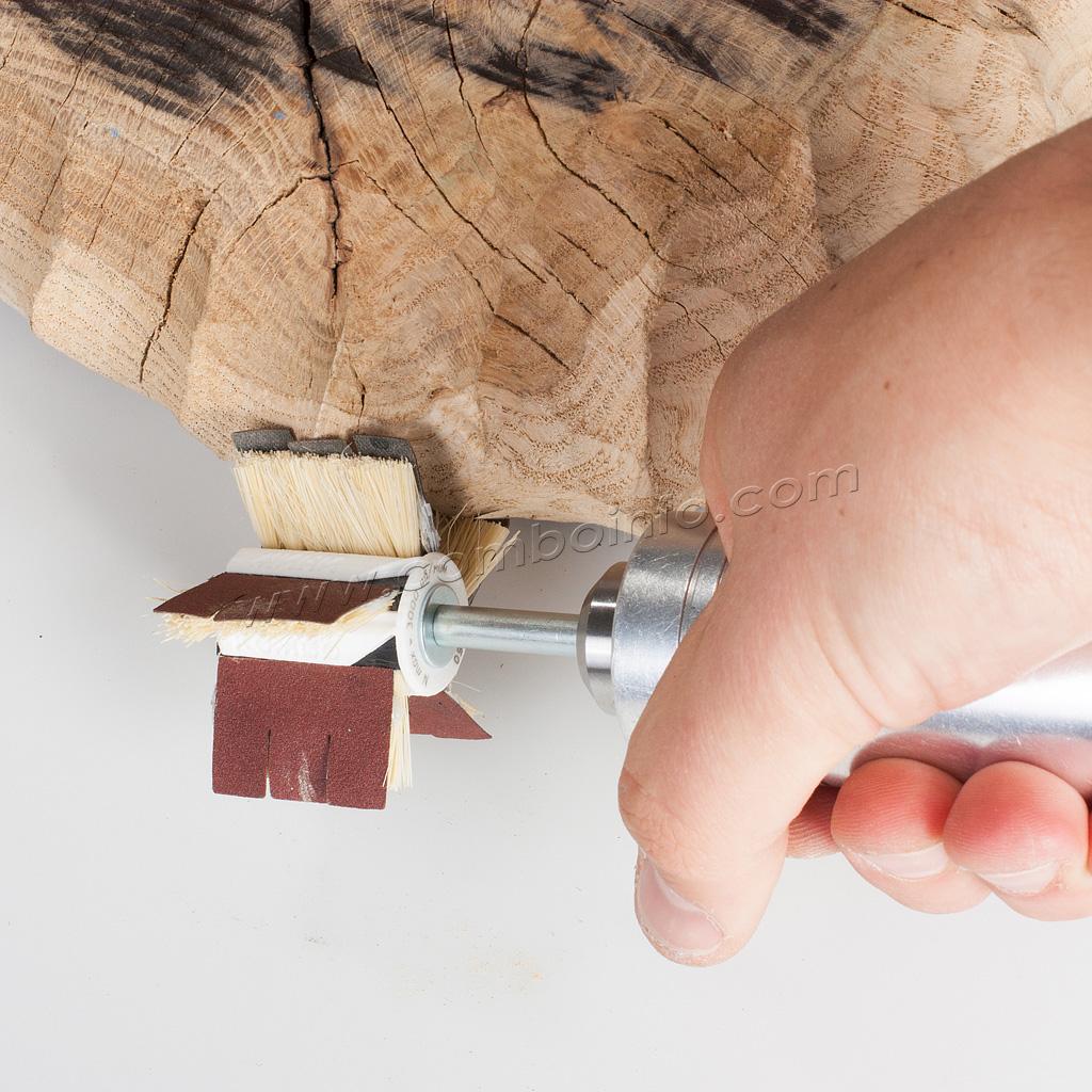 Шлифование древесины инструмент