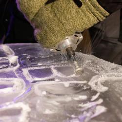Резьба по льду Комбо насадки
