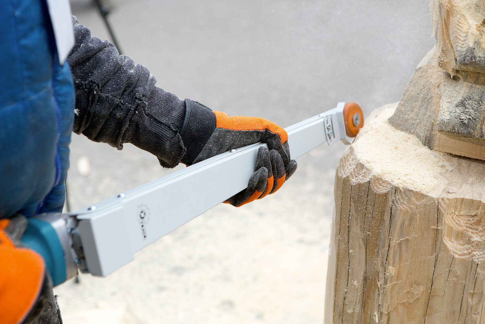 Комбо Wood мини гриндер 500 мм