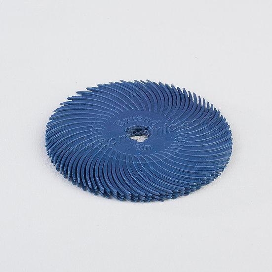 Круг полимерный абразивный Scotch-Brite Bristle 75 мм, зерно120