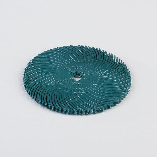 Круг полимерный абразивный Scotch-Brite Bristle 75 мм, зерно 800