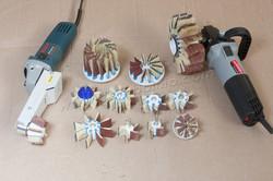Инструмент шлифовка резьбы по дереву