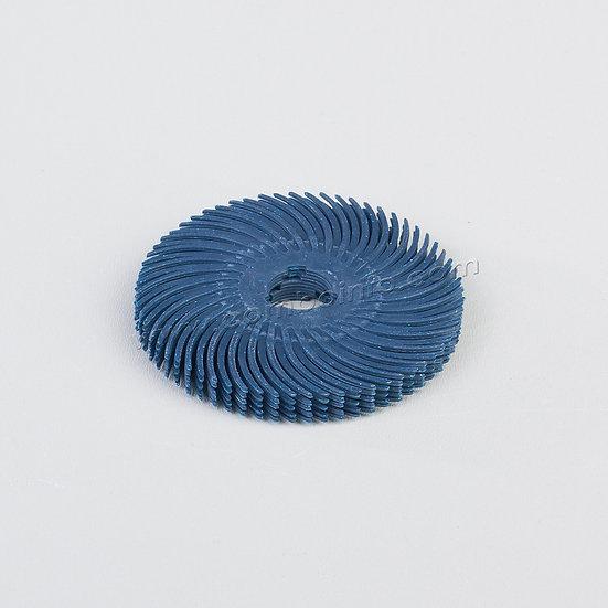 Круг полимерный абразивный Scotch-Brite Bristle зерно120