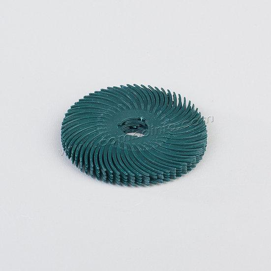 Круг полимерный абразивный Scotch-Brite Bristle зерно 80