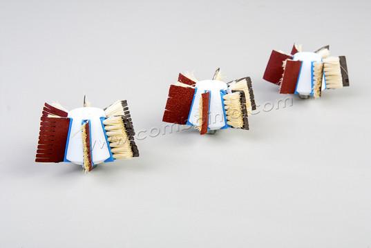 Шлифовальные щетки Комбо Flex Конус