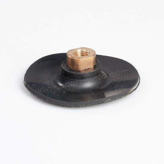 гибкая опорная шлифовальная тарелка с липучкой