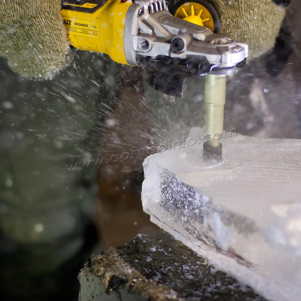 Ледянная скульптура инструмент Комбо