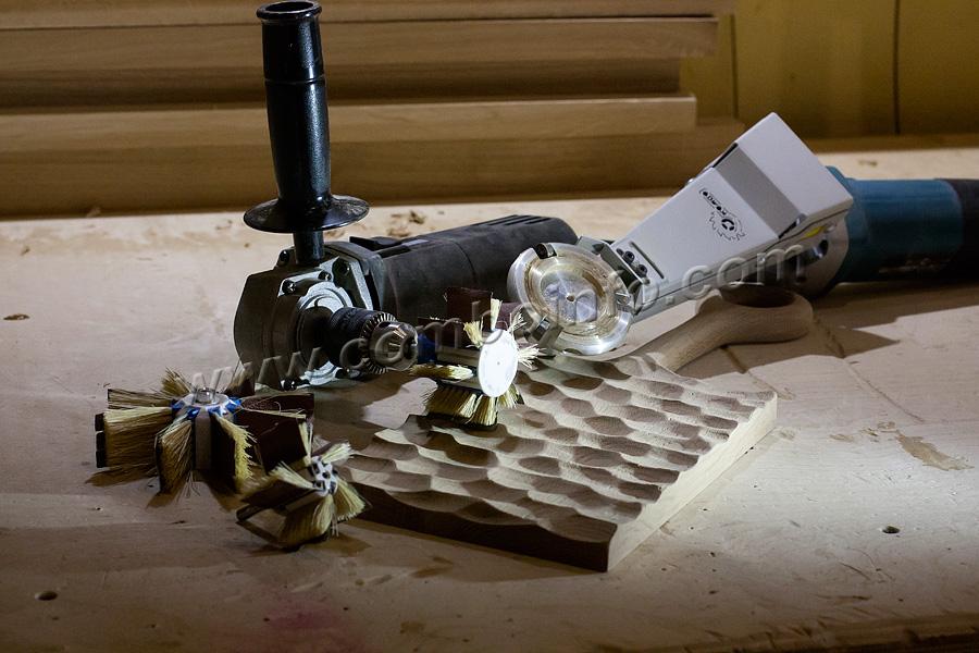 гриндер Комбо Wood для деревянной посуды