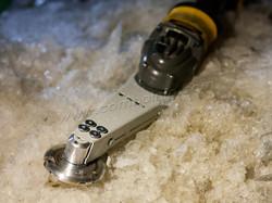 Насадка Комбо Wood для льда