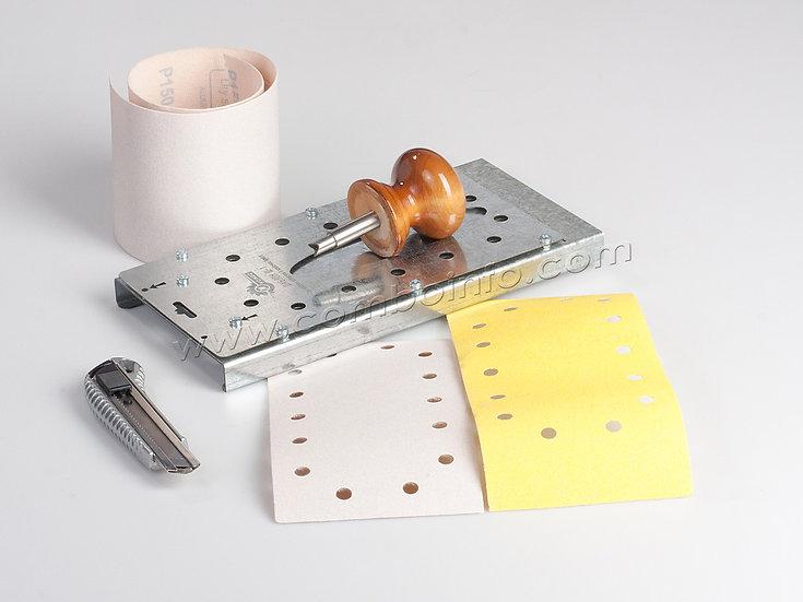 шаблон для отверстий в наждачке плоскошлифовальных машин