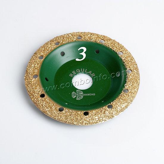 Чашка шлифовальная 125 мм Grand Trio-Diamond Regular купить москва