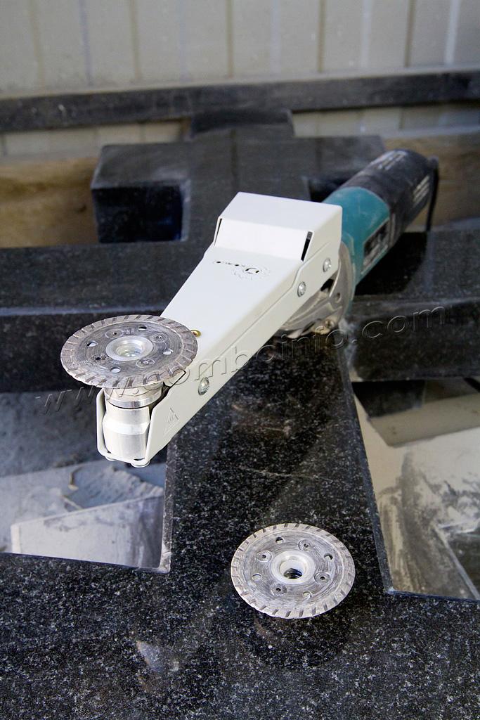 Минигриндер Комбо Алмаз резка камня