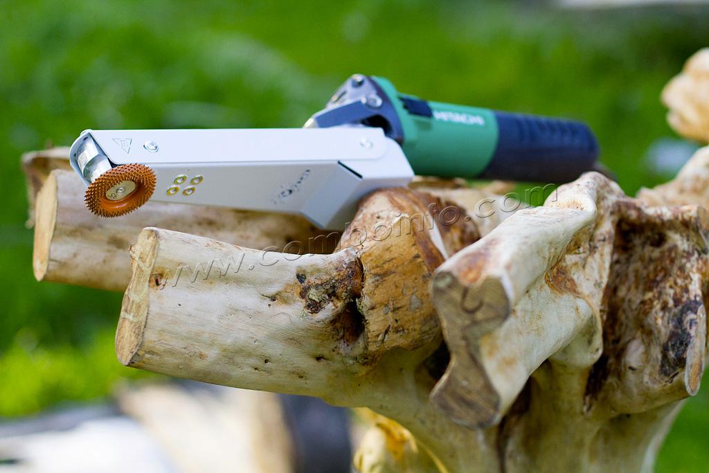 Минигриндер Комбо Wood Hitachi G13VE