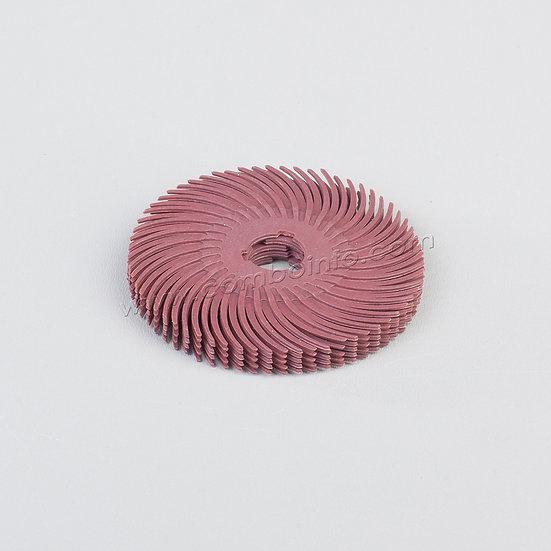 Круг полимерный абразивный Scotch-Brite Bristle 50мм, зерно 220