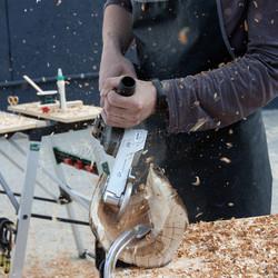 мастер-класс резьбы по дереву