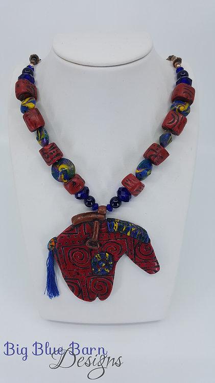 Kathryn Hippie Horse