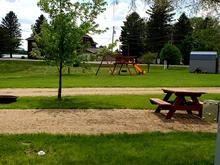 Camp Site and Playground