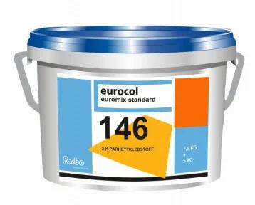 Клей для паркету Forbo 146-2К Euromix Wood Basic (7 + 0,875кг)