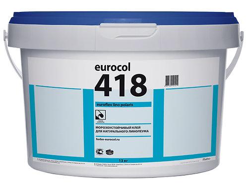 Клей для натуральних покриттів 418 Euroflex Lino Plus*