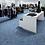 Thumbnail: Комерційний ковролін Forbo Flotex Сalgary s290001 в рулоні для магазинів і тц