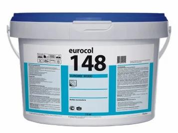 Клей для паркету Поліуретановий Forbo Euromix Wood 148-2к (9,6кг)