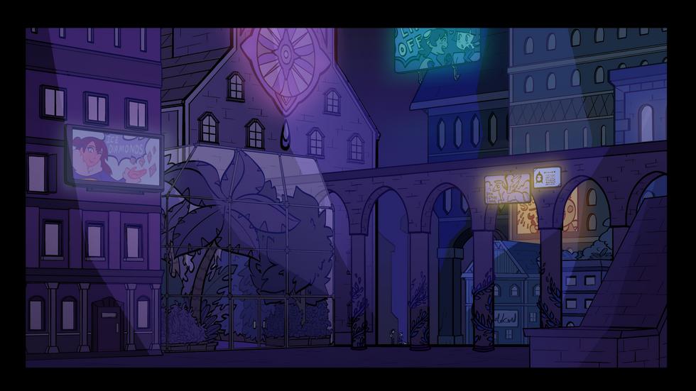 OVERLOAD: Night (colour)