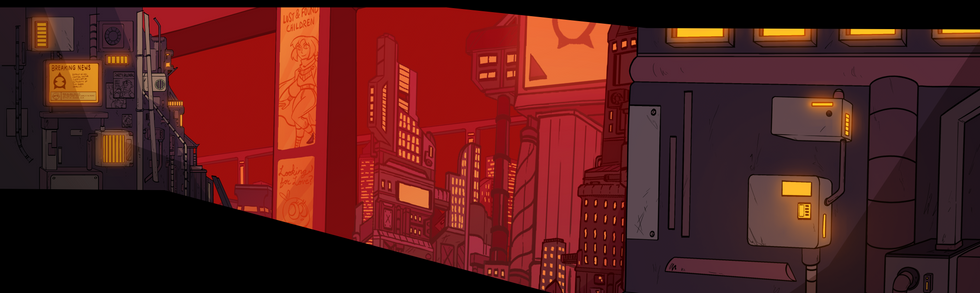 OVERLOAD: City (colour)
