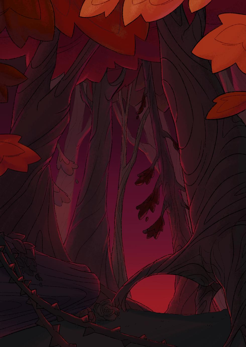 ACORN PRINCESS: Forest Fall