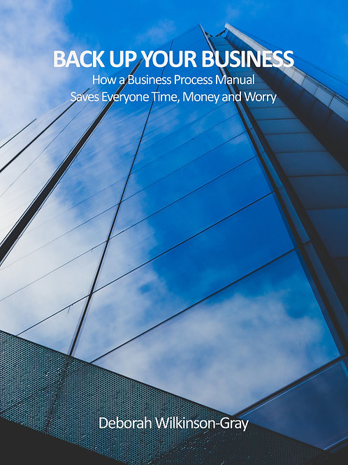 Back Up Your Business - PDF Version