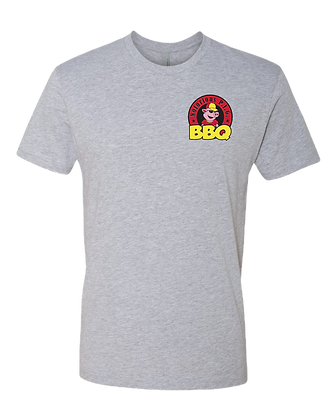 Notorious PIG Gray Cotton Tee