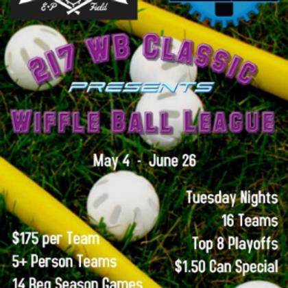 2021 Summer Wiffle Ball League