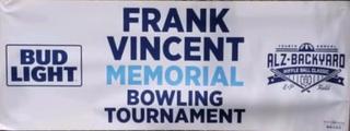 Frank Vincent Bowling Tournament