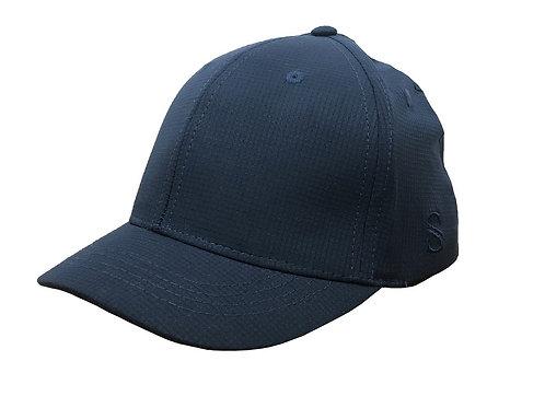 Performance Flex Fit PLATE Hat - NAVY