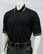 Classic Umpire Shirt - BLACK