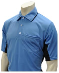 Side Panel Umpire Shirt- SKY BLUE