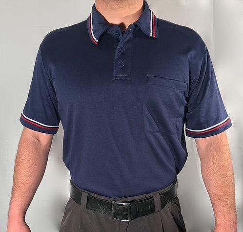 Evans Signature Umpire Shirt - NAVY