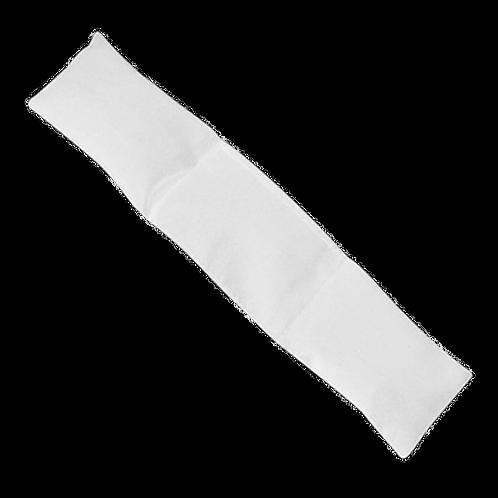 Skinny Bean Bag - WHITE