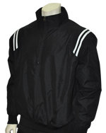 Classic Umpire Jacket - BLACK & WHITE