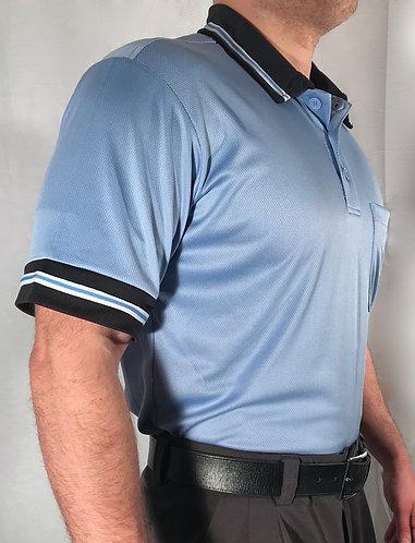 Evans Signature Umpire Shirt - POLO BLUE
