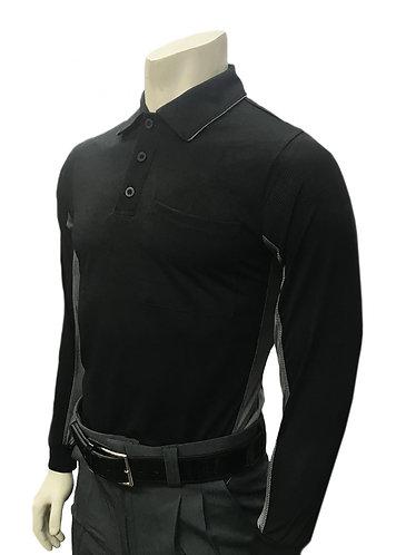 Long Sleeve Major League Replica Shirt - BLACK