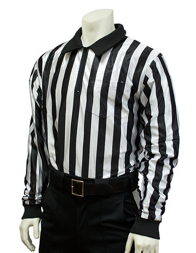 "1"" Stripe Water Resistant Long Sleeve Shirt"