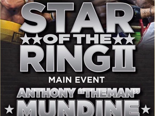 Star Of The Ring. 17/1/18