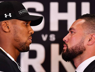 Joshua v Parker: I'm going to KO you, Kiwi tells Brit to his face