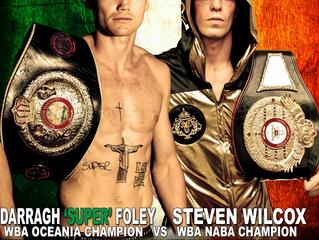 The Fighting Irish. 17/3/18.